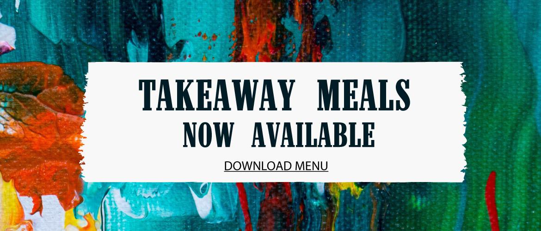 Faustinos takeaway menu available